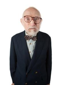 Obnoxious Senior Man