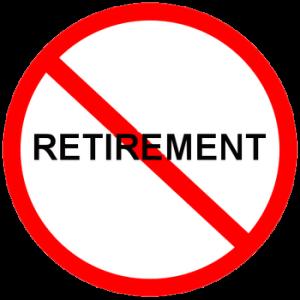 No Retirement