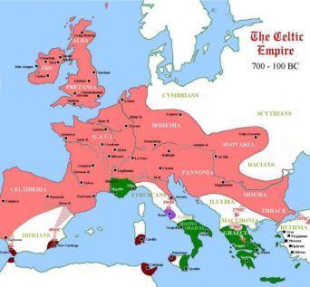 Celtic-Tribes-in-Europe